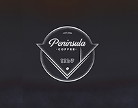 Peninsula Coffee Website Design