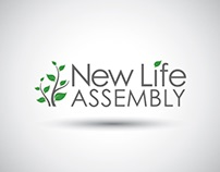 Brand Identity: New Life Assembly