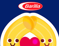 Say it with Pasta! Barilla