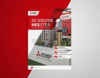 Mitsubishi Elevator Europe // De Nieuwe Meester