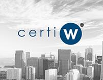 CertiW Website