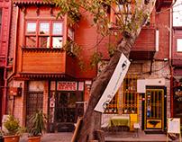 Kuzgun's Cafe, Kuzguncuk, Istanbul