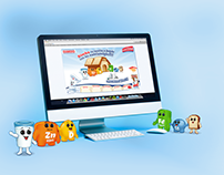 Sitio Web Promocional Bimbo Nutritotal