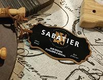 Sabatier Hang Tag Design