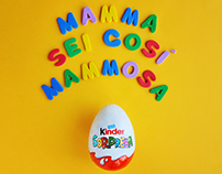 KINDER SORPRESA | the children's quote | FB post