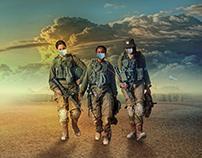 The Israel Defense Forces (צבא הגנה לישראל)