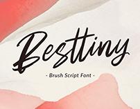 Besttiny – Brush Script