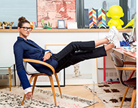 Floto+Warner + Vanity Fair UK + Jenna Lyons