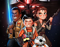 Comissions Star Wars