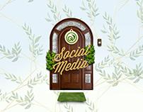 Smouha Grand View - Social Media