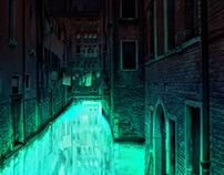 Venezia - Photoshop Composite