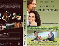 El Brindis - Portada DVD y Menú Interactivo