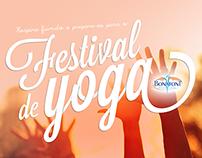 Festival de Yoga Bonafont