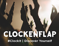 Clockenflap: #ClockIt | Discover Yourself