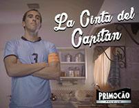 ¨La Cinta del Capitán¨ Primocao