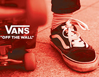 "Graduation Project 2 - Campaing Design for ""Vans"" brand"
