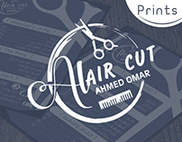 "Hair cut salon ""Prints"""
