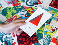 2021 Calendar by Work&Chips
