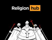 Religion hub