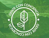 Gente con conciencia - Sustainability and environment