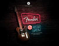 Shopping Recife | Fender Road Show