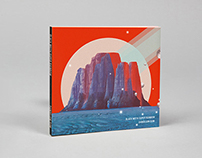 Black Moth Super Rainbow CD Packaging