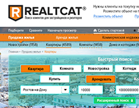 Сайт по поиску клиентов для застройщиков и риэлторов.