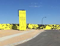 Allara Estate Mural Project (2016)