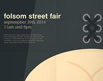 Folsom St. Fair | Brand Concept
