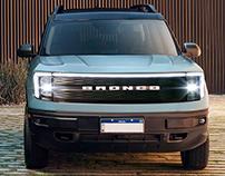 Ford Bronco EV