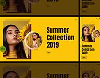 UI Design Collection 01