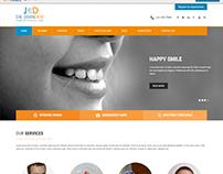 Free Dental WordPress Themes