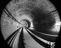Underground station 'de Pijp'
