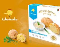 Cheese Bread Packages Catarininho
