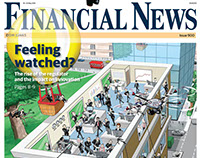 financial News Front Cover Issue 900