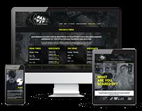 Pad Fit Birmingham Website