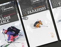 Paradiski—Branding