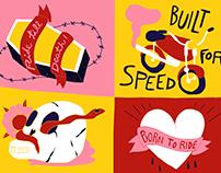 Bikers!