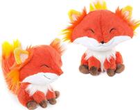 Firefox Fox plush