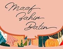 Maaf Zahir & Batin