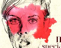 Cartel Publicitario Estilo 60's Mad Men