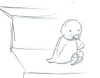 Movement Study- Little Penguin
