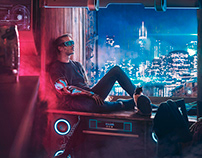Night Cyberpunk