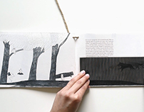 ANALOG ANIMATION / Interactive Book Project