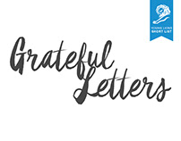Grateful Letters - Short List PR