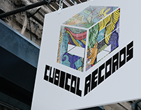 Cubical Records. Branding.
