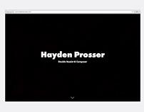 Hayden Prosser