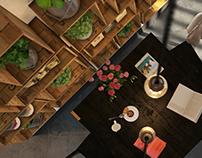 Rustic Restaurant
