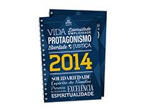 Agenda Marista 2014