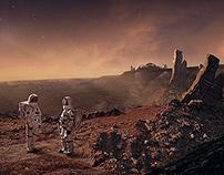 Build On Mars Breakdown